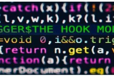 What is an event hook